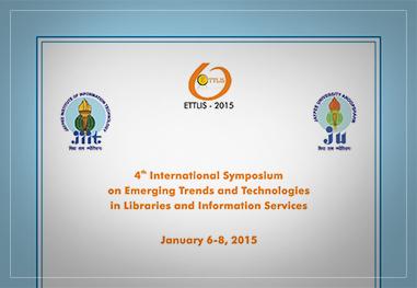 4th INTERNATIONAL SYMPOSIUM ON ETTLIS 2015