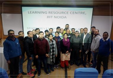LRC Staff Development Program